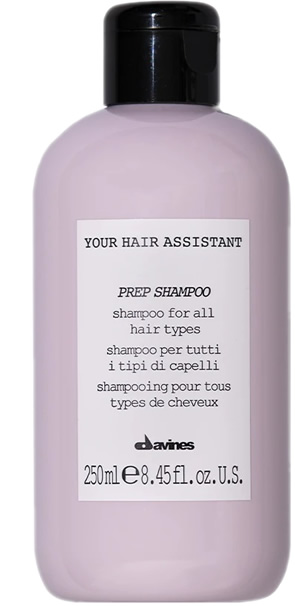 Prep Shampoo Your Hair Assistant