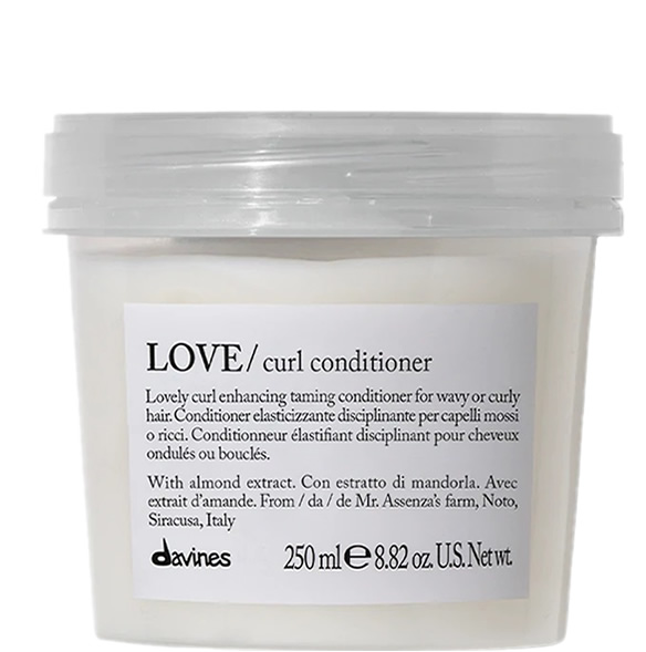 LOVE/ curl conditioner Essential 75 ml, 250 ml, 1000 ml