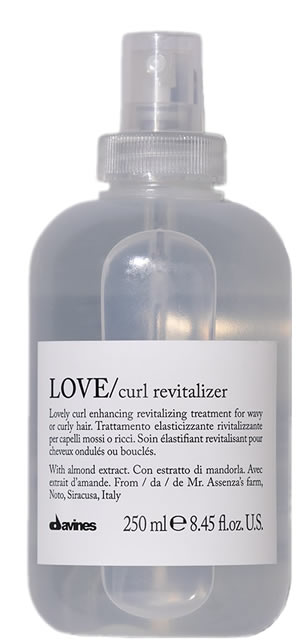 LOVE/ curl revitalizer