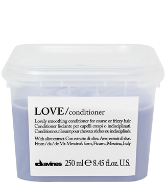 LOVE/ smoothing conditioner 75 ml, 250 ml, 1000 ml
