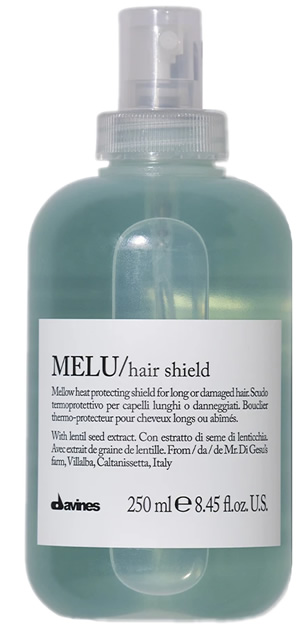 MELU/ hair shield